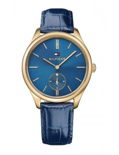 Tommy Hilfiger sofia leather strap