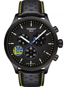 TISSOT CHRONO XL NBA TEAMS GOLDEN STATE WARRIORS EDITION