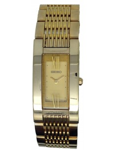 SEIKO Gold Stainless Steel Bracelet