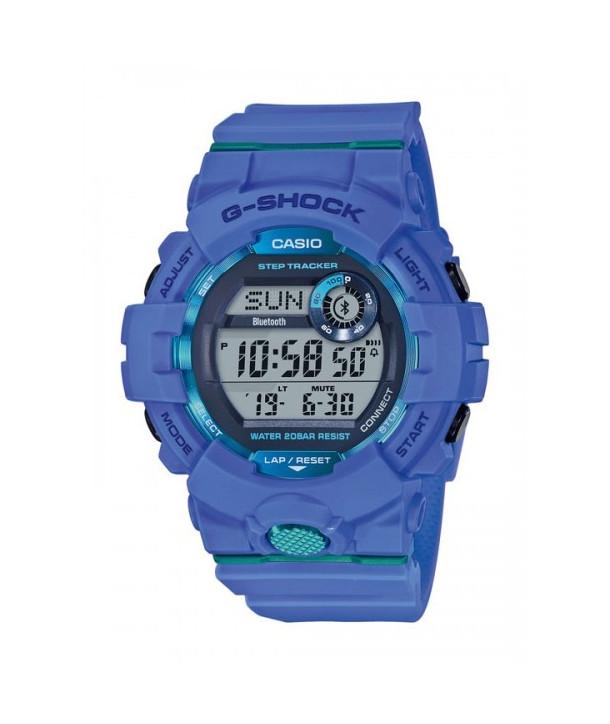 Ρολόι CASIO G-Shock Με Μπλε Καουτσούκ Λουράκι - Κοσμήματα   Ρολόγια ... 01efb16015c