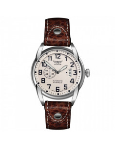 All Watches   Mechanism Automatic winding   Strap colour Brown ... 59454258f44