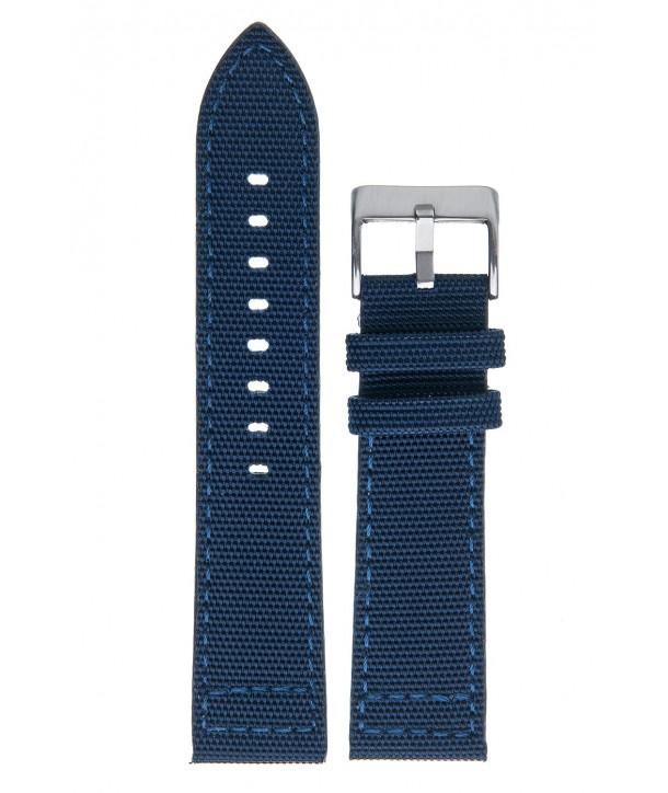Λουράκι DILOY Kevlar-Cordura Μπλε Σκούρο Δερμάτινο-Υφασμάτινο 20mm 416.05.20