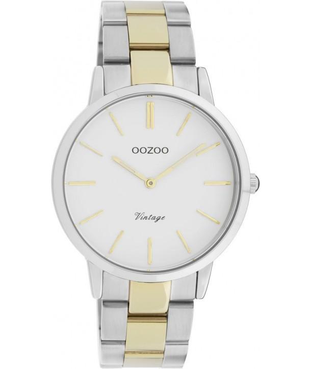 OOZOO Vintage Gold - Silver Metallic Bracelet C20032