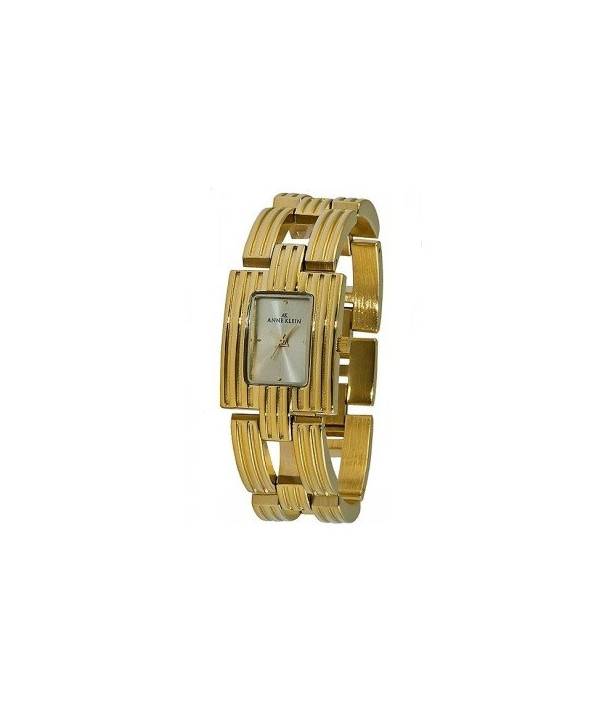 Anne Klein Stainless Steel gold plated