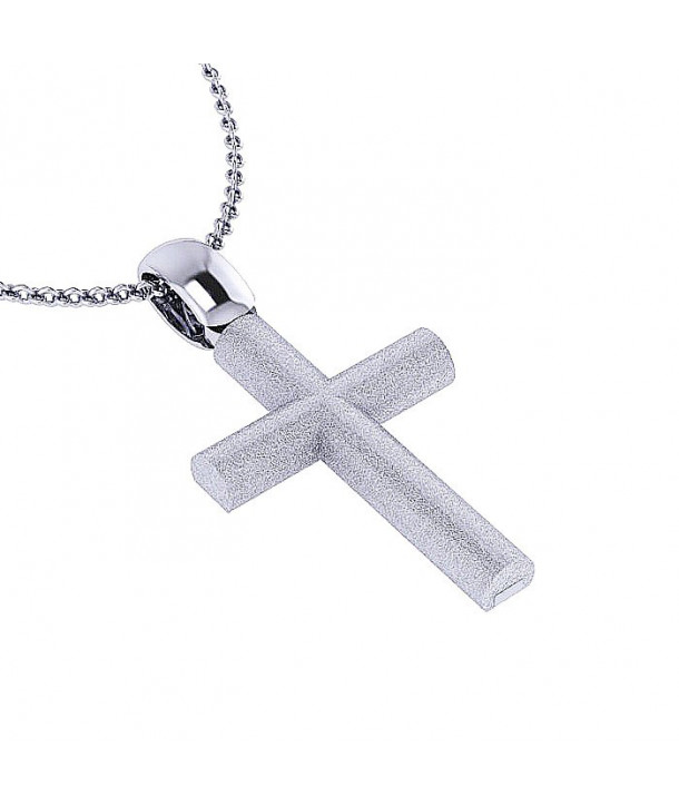 Σταυρός CHARMING PENDANTS Ασημί Ασήμι 925