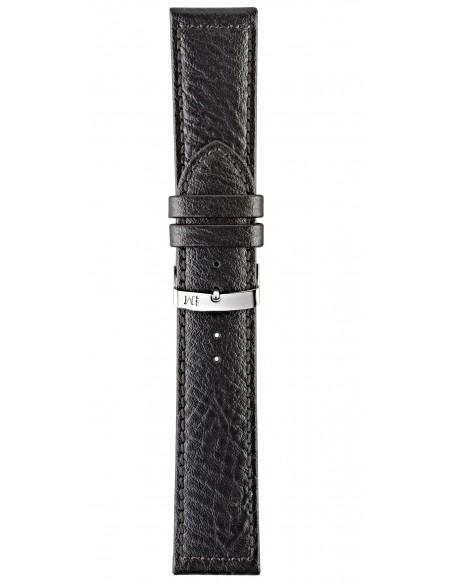 Λουράκι MORELLATO Panamera Μαύρο Δερμάτινο 28mm