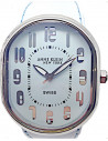 ANNE KLEIN White Leather Strap