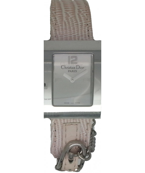 Christian DIOR Pink Leather Strap
