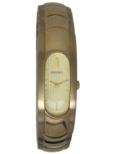 SEIKO Gold Stainless Steel Bracelet