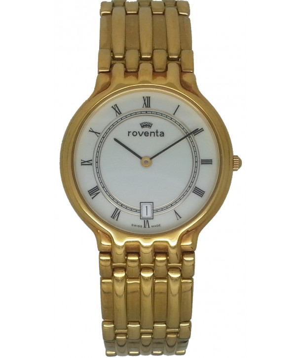ROVENTA Gold Stainless Steel Bracelet