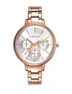 ESPRIT Unity Rose Gold Stainless Steel Bracelet - Κοσμήματα ... 47985bfb3f0