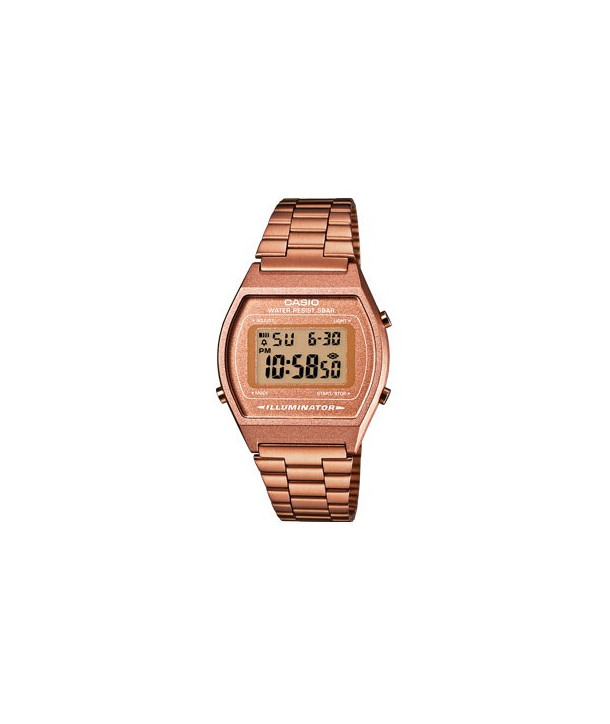 CASIO Collection Rose Gold Stainless Steel Bracelet - Κοσμήματα ... 23a27dc6151