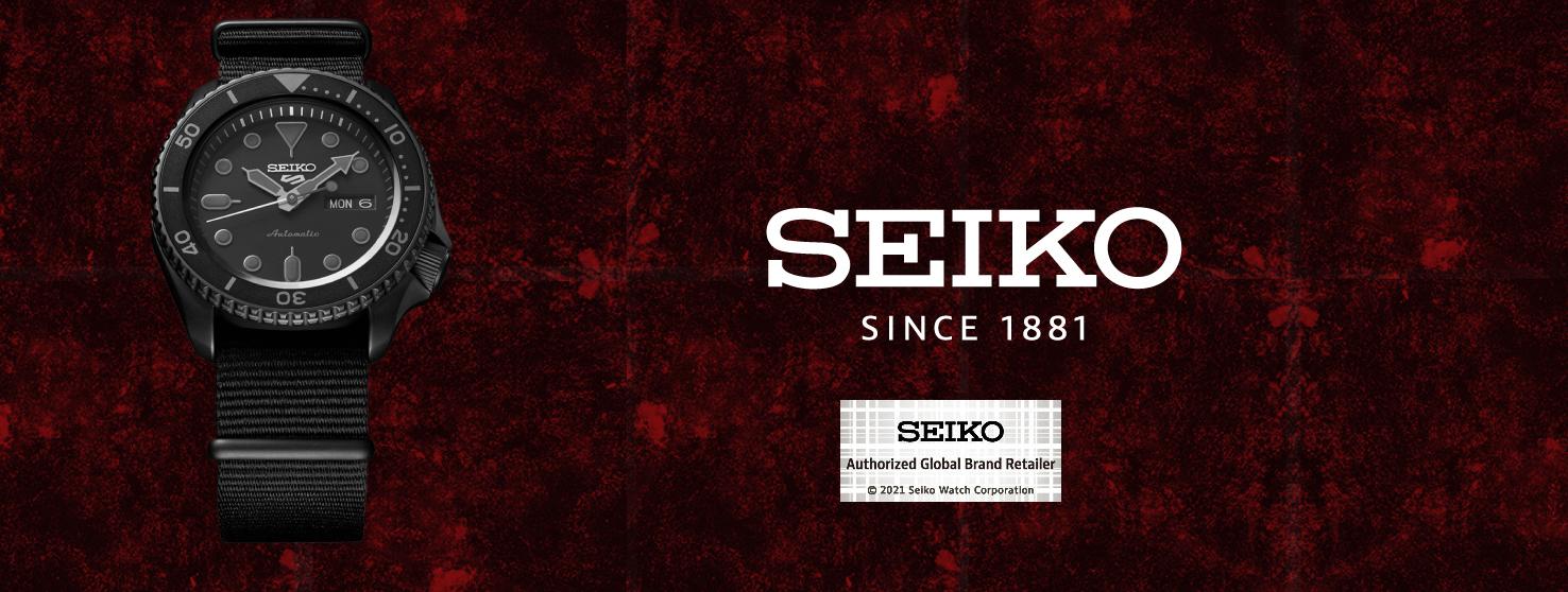 SEIKO OFFICIAL RETAILER