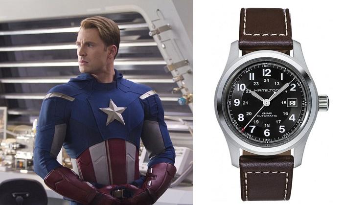 hamilton in Avengers